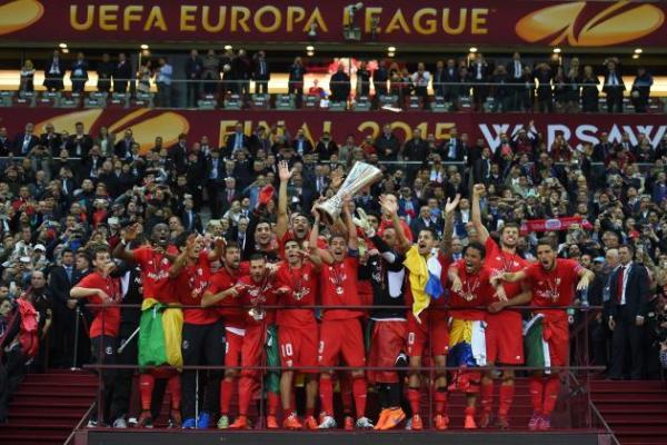 Sevilla Juara Liga Europa