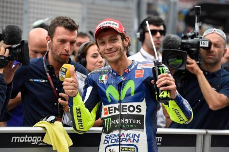 Rossi Assen pole