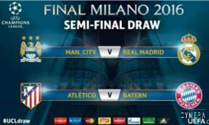 Drawing liga champion